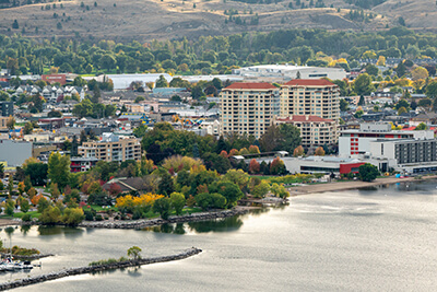 Action Tree Service office located in Penticton BC